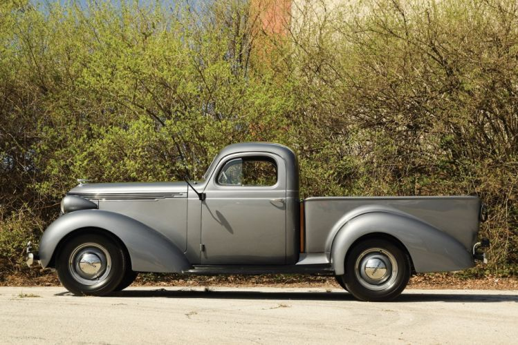 1937 Studebaker Model J5 Coupe-Express truck pickup wallpaper