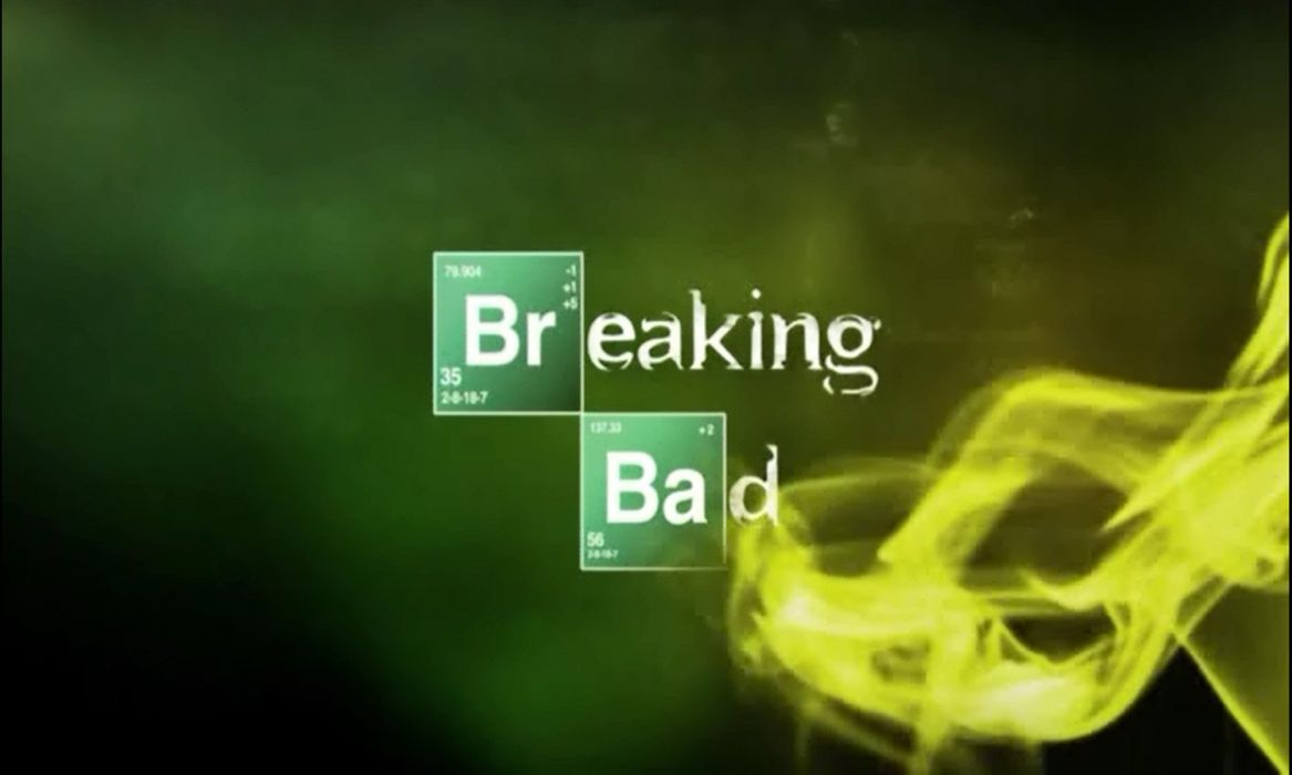 Breaking bad logo wallpaper