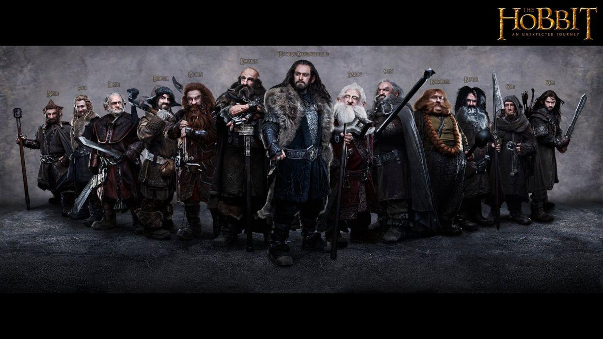 el hobbit pelicila fantastica aventuras wallpaper