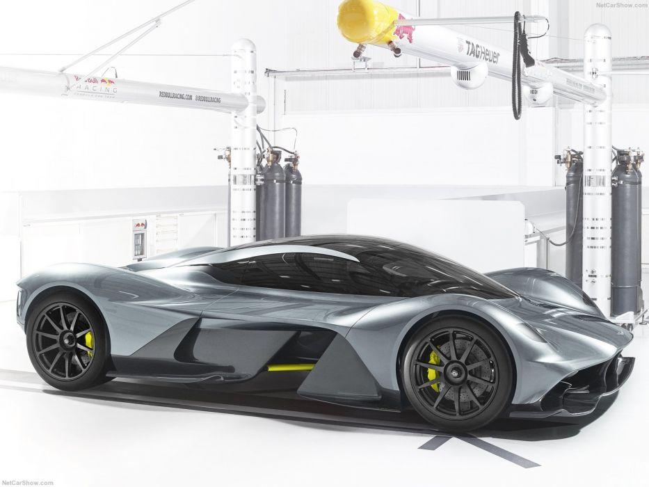 Aston Martin AM-RB 001 cars supercars 2017 wallpaper
