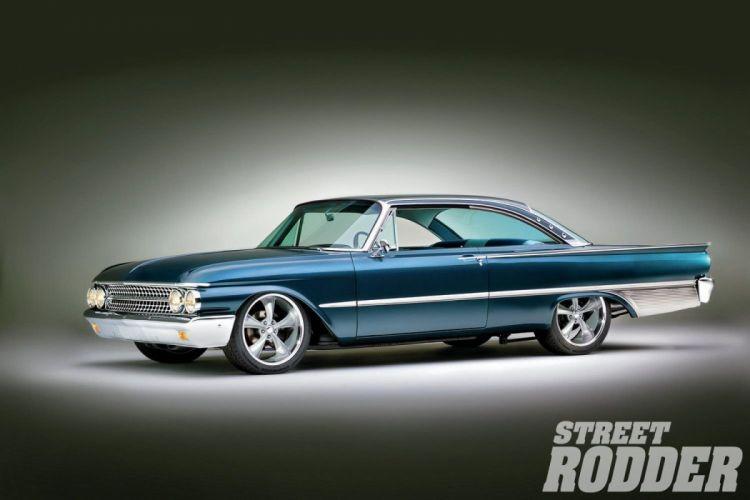 1961 Ford Starliner cars wallpaper