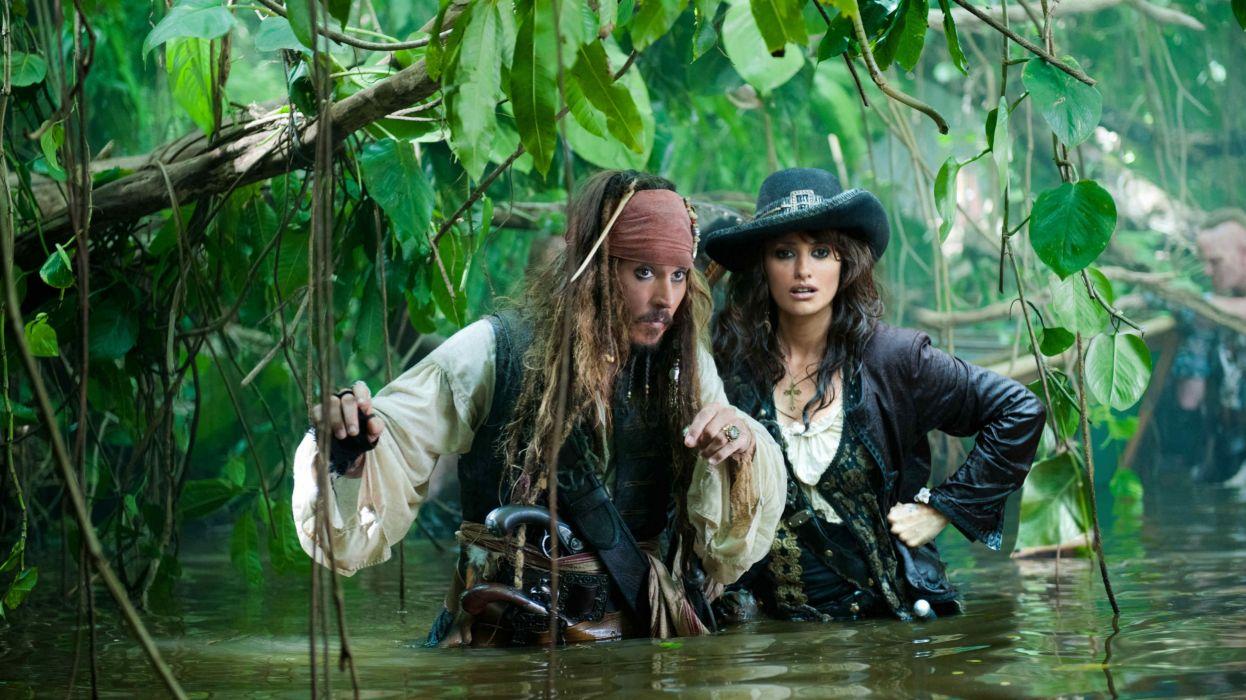 piratas del caribe pelicula accion aventuras wallpaper