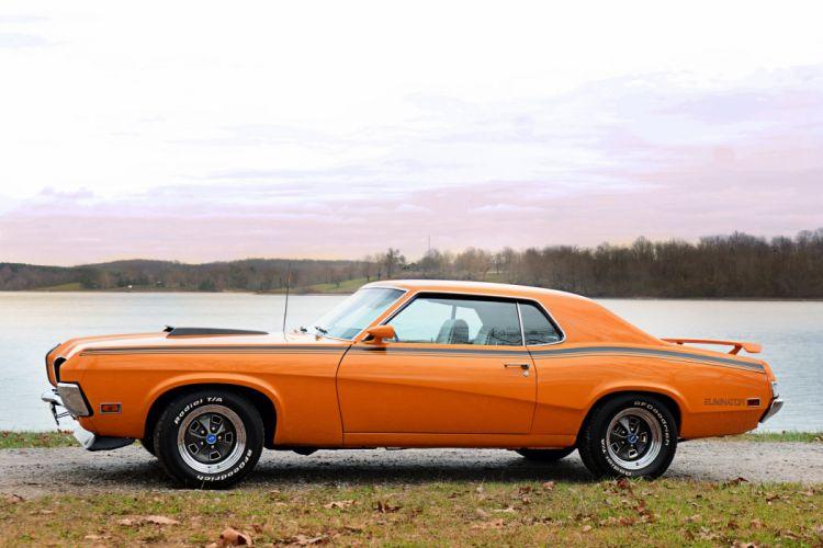 1970 Mercury Cougar Eliminator cars muscle wallpaper