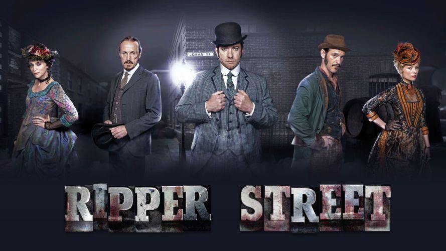 ripper street serie tv accion drama wallpaper
