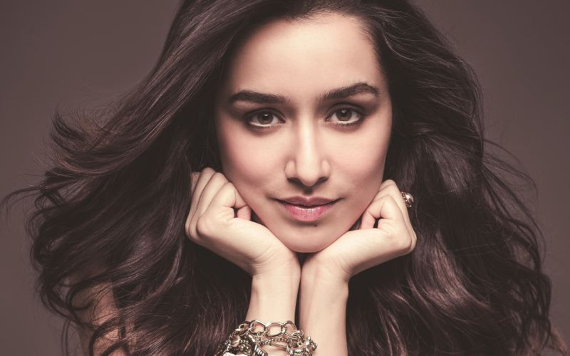 shraddha kapoor bollywood actress model girl beautiful brunette pretty cute beauty sexy hot pose face eyes hair lips smile figure indian wallpaper