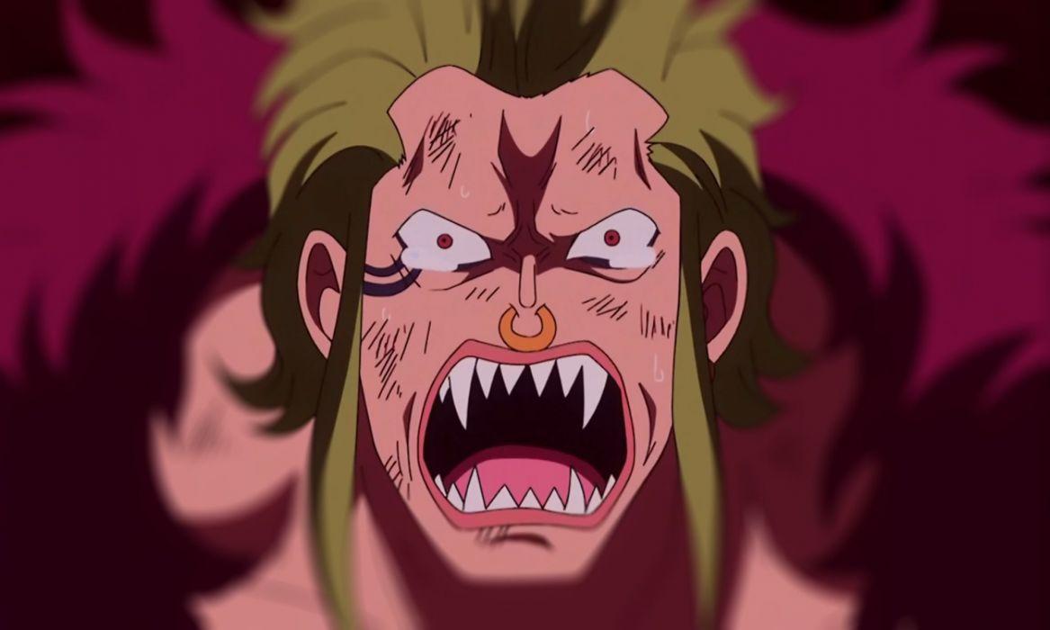 Barto (One Piece) wallpaper