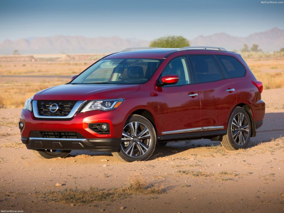 Nissan Pathfinder 2016 cars 4wd 4x4 wallpaper
