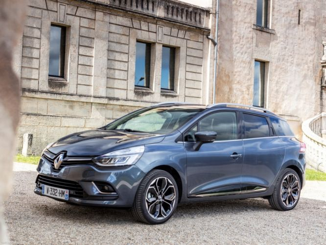 Renault Clio cars french 2016 wallpaper