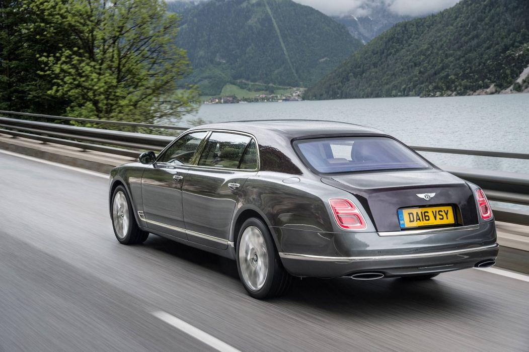 Bentley Mulsanne Extended Wheelbase cars 2016 wallpaper