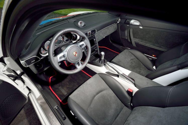 Porsche 911 Carrera GTS Coupe B59 Edition (997) 2011 wallpaper