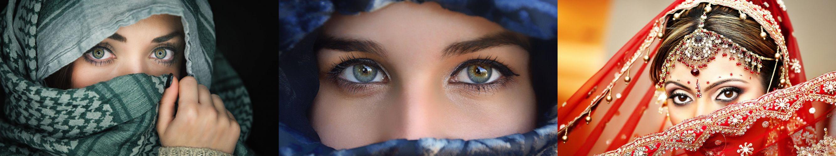 womens femme eyes yeux wallpaper
