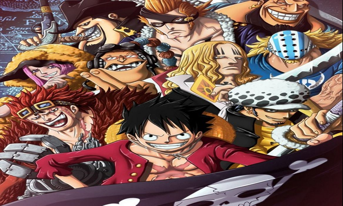 Pirates Of The Worst Generation Of The One Piece Best Wallpaper Anime Wallpaper 2000x1200 995317 Wallpaperup