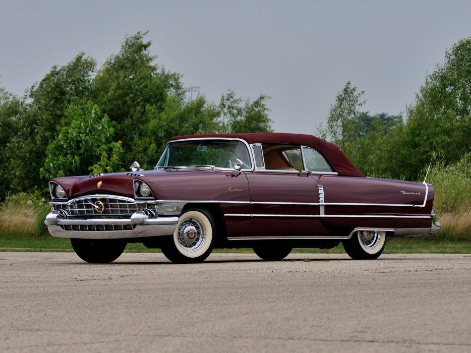 1956 Packard Caribbean Custom Convertible cars classic coupe 10 wallpaper
