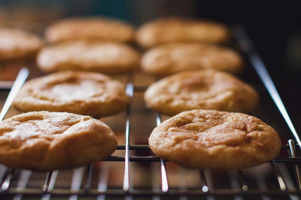 galletas tostadas comida wallpaper