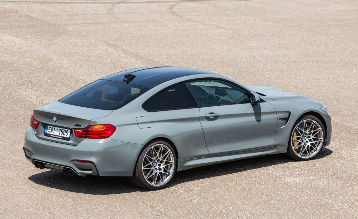 BMW M4 Coupe Competition Package (F82) cars coupe 2016 wallpaper