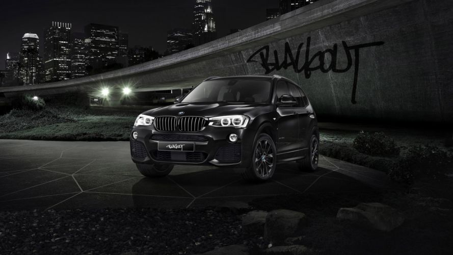 2016 BMW X3 blackout edition cars suv 2016 wallpaper