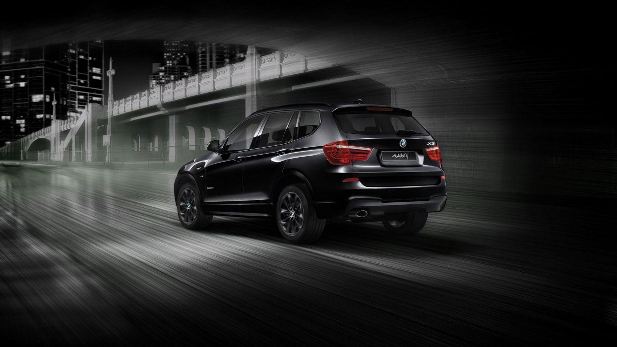 2016 BMW X3 blackout edition cars suv 2016 wallpaper