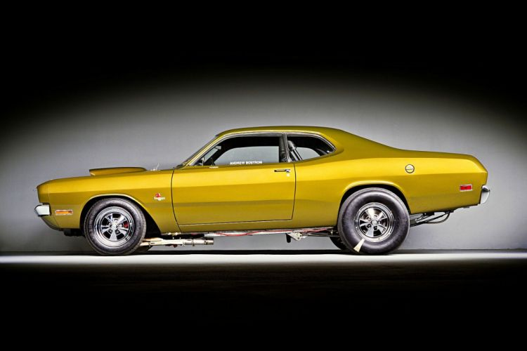 Dodge Demon cars classic 1971 wallpaper
