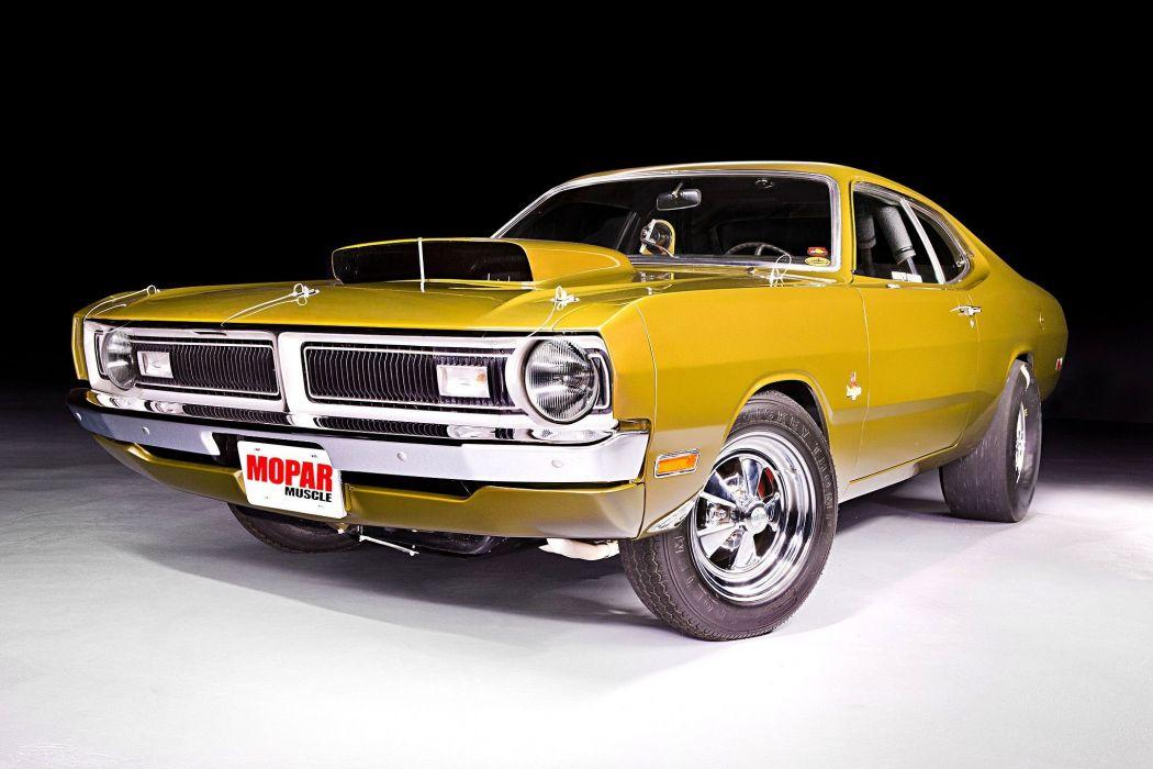 Dodge Demon cars classic 1971 wallpaper