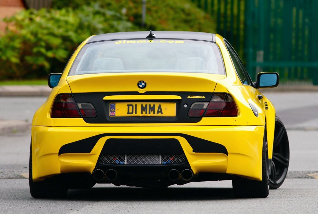 Dimma Bmw M3 Coupe E46 Coupe Cars Modified Wallpaper 1487x1000 995636 Wallpaperup
