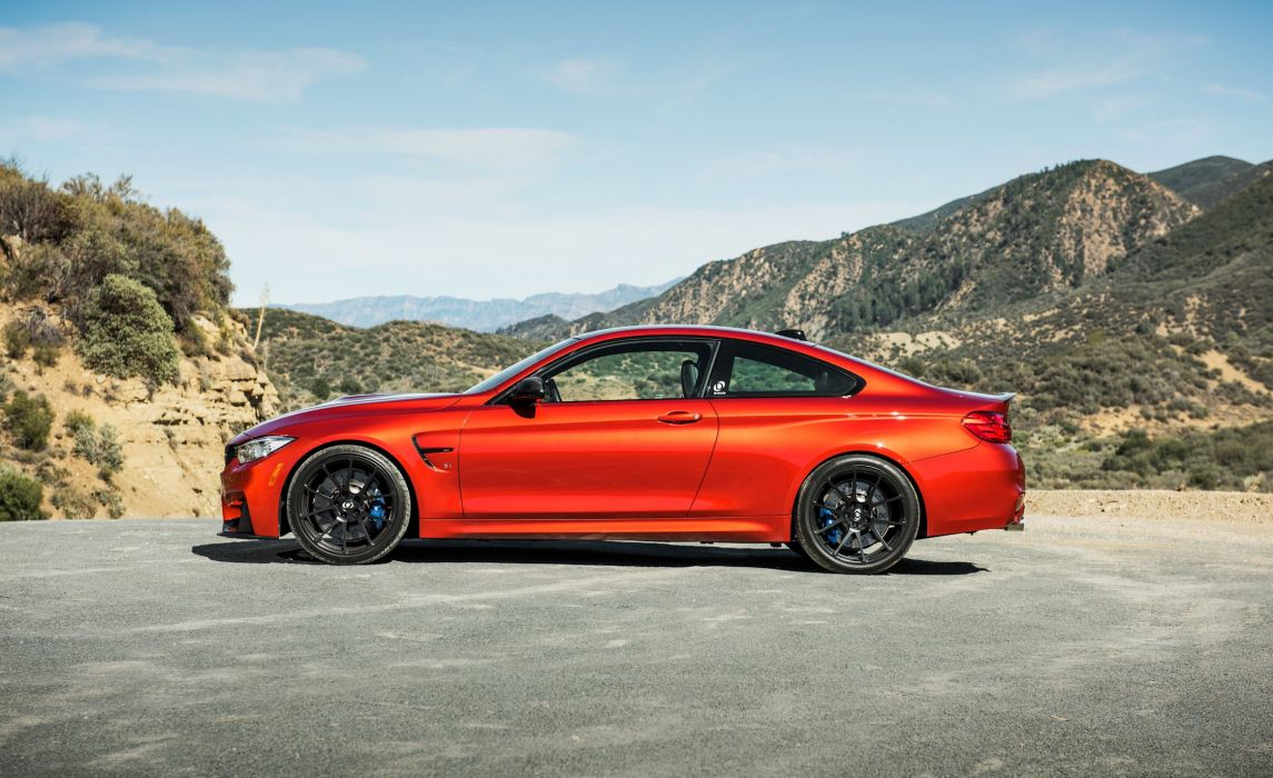 Dinan S1 BMW M4 Coupe car coupe (F82) modified 2015 wallpaper