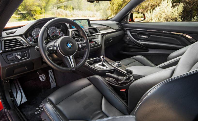Dinan S1 BMW M4 Coupe car coupe (F82) modified 2015 wallpaper