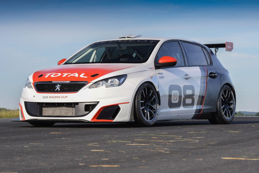 Peugeot 308 Racing Cup (T9) cars racecars french 2016 wallpaper