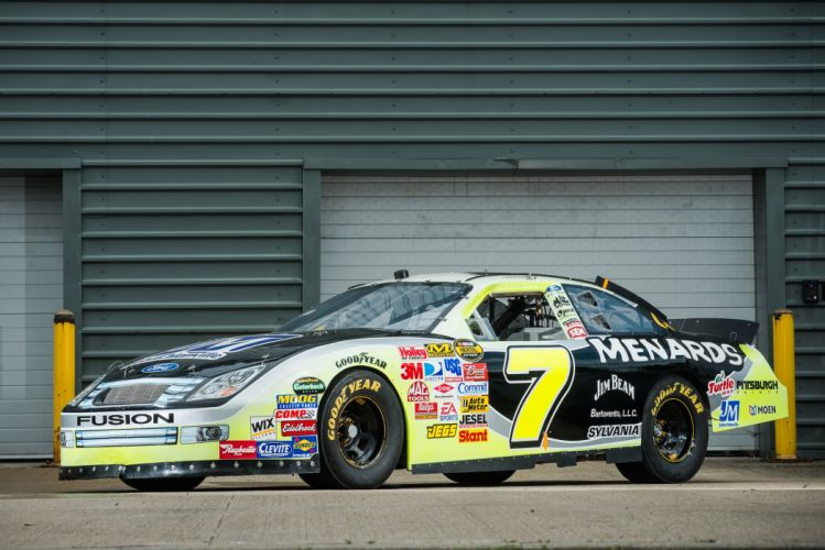 2007 Ford Fusion NASCAR Nextel Cup Series RaceCars cars wallpaper