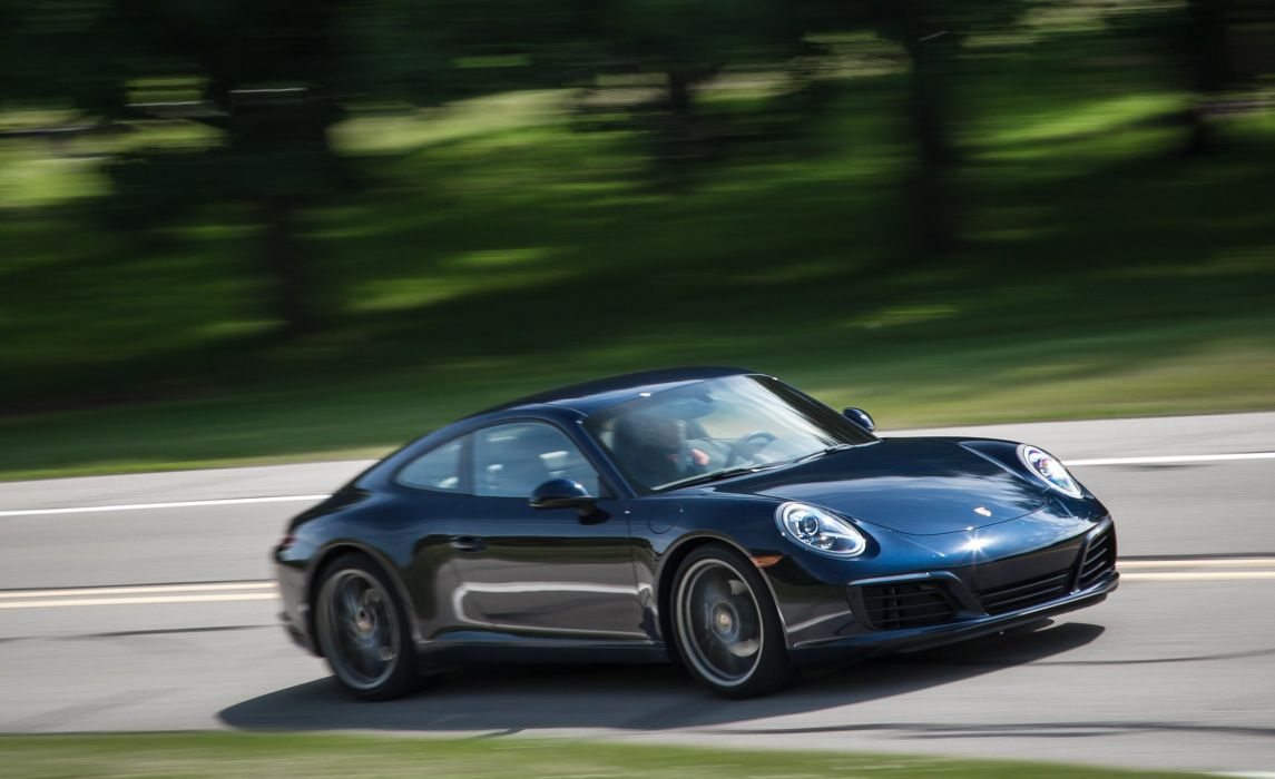 2016 Porsche 911 Carrera Coupe US-spec (991) cars coupe wallpaper