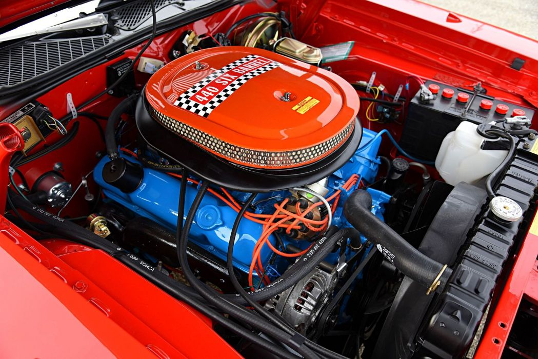 1972 Plymouth Road Runner GTX 440 cars red coupe wallpaper