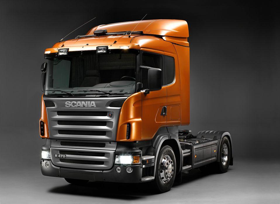 Scania-R470 wallpaper