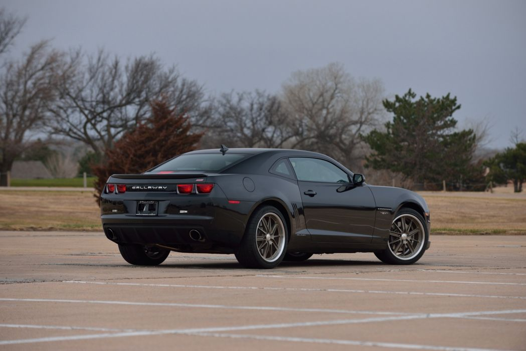 2012 Callaway SC572 45th Anniversary cars coupe modified wallpaper