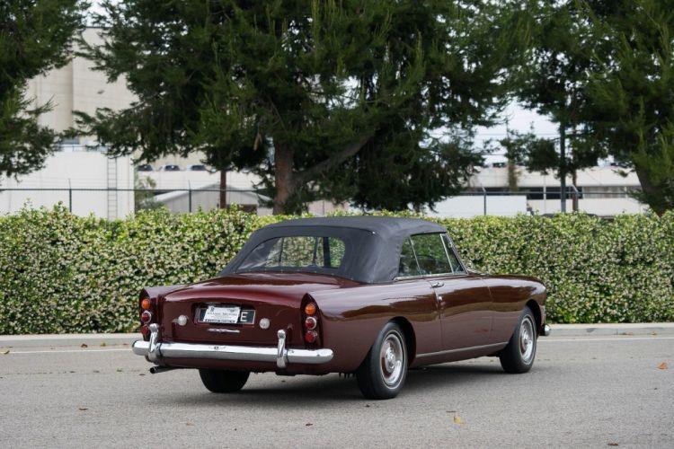 Bentley S3 Continental Convertible Mulliner Park Ward cars 1962 wallpaper