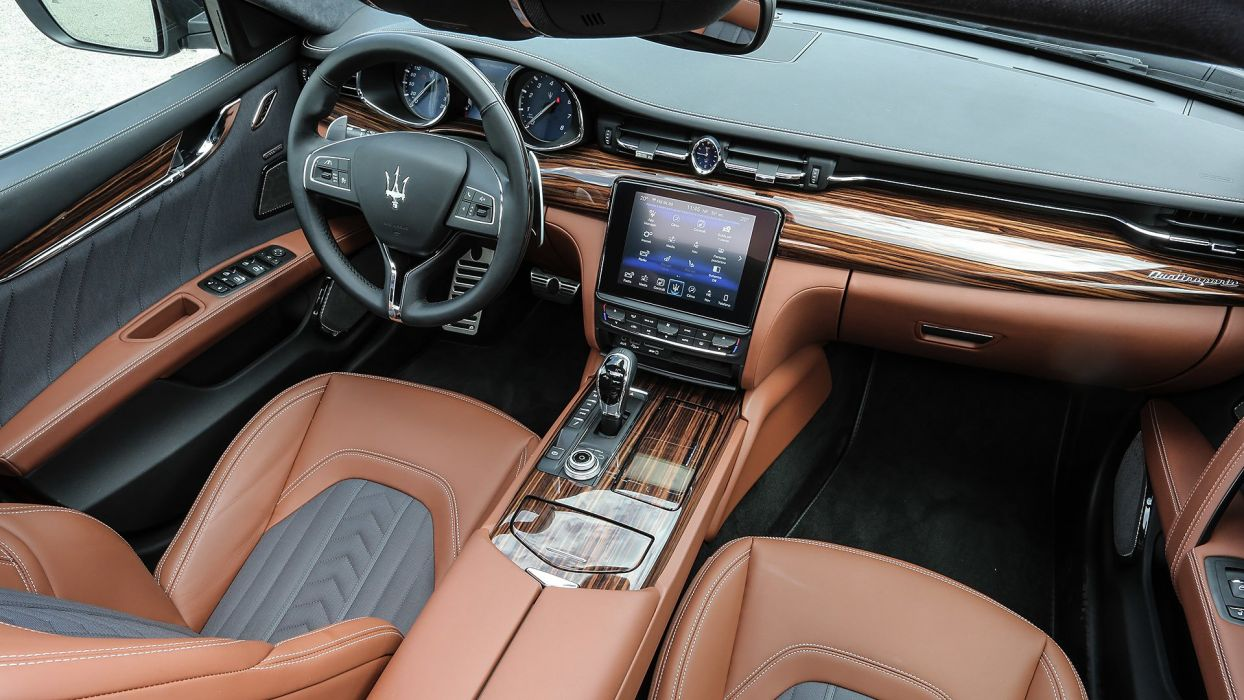2016 Maserati Quattroporte GTS cars sedan2016 Maserati Quattroporte GTS cars sedan  wallpaper