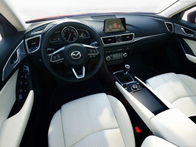 Mazda 3 cars 2016 wallpaper