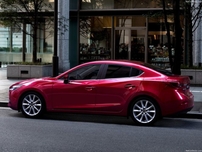 Mazda 3 Sedan cars 2016 wallpaper