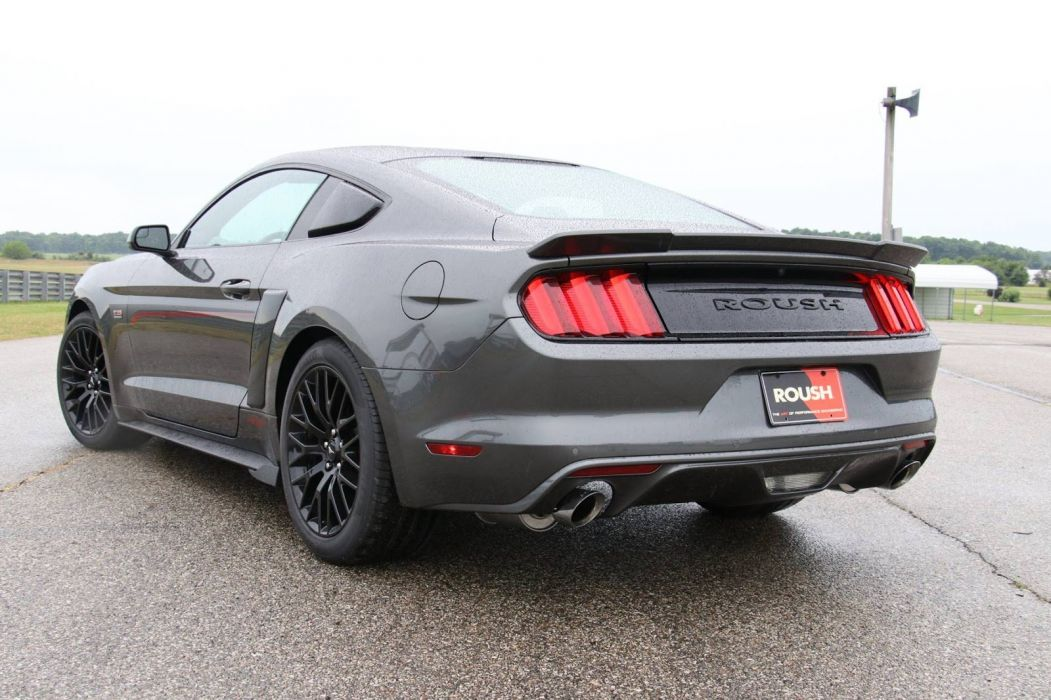2016 Roush Ford Mustang RS cars modified wallpaper