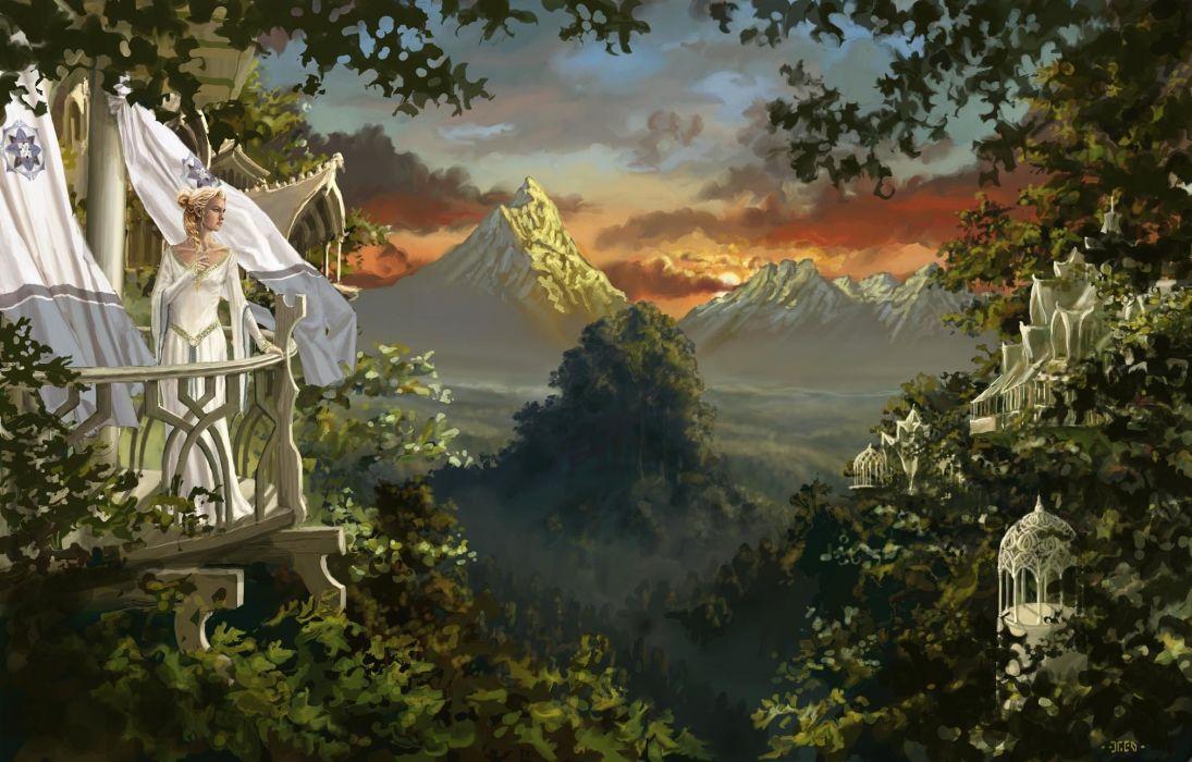 art artwork fantasy original wallpapers background (2) wallpaper
