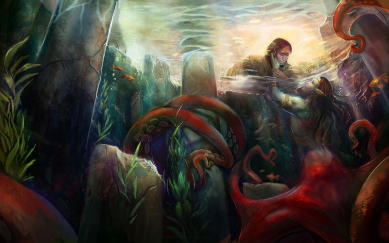 art artwork fantasy original wallpapers background (22) wallpaper