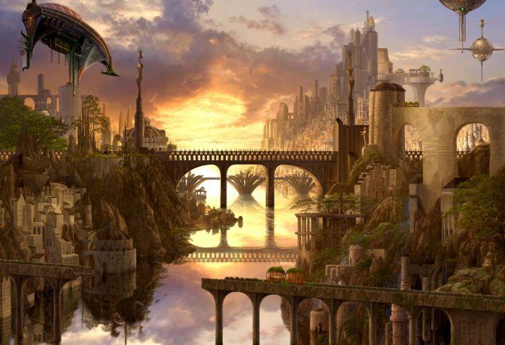 art artwork fantasy original wallpapers background (25) wallpaper