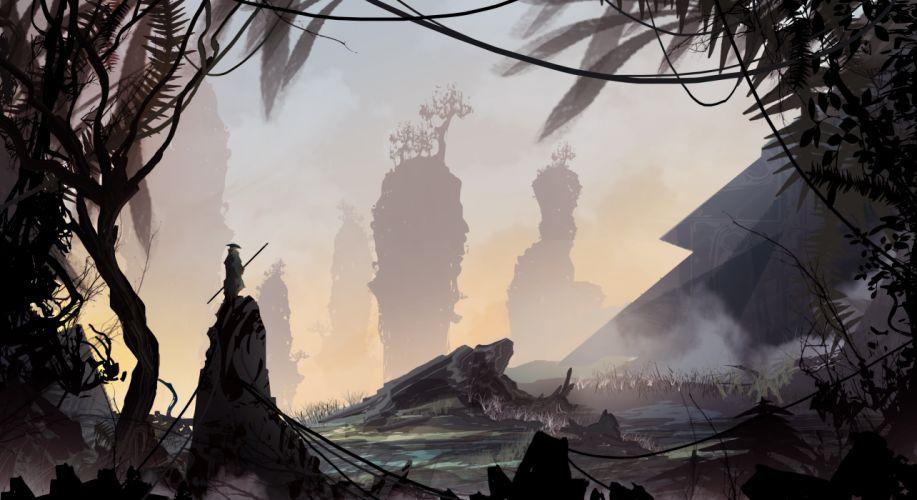 art artwork fantasy original wallpapers background (28) wallpaper