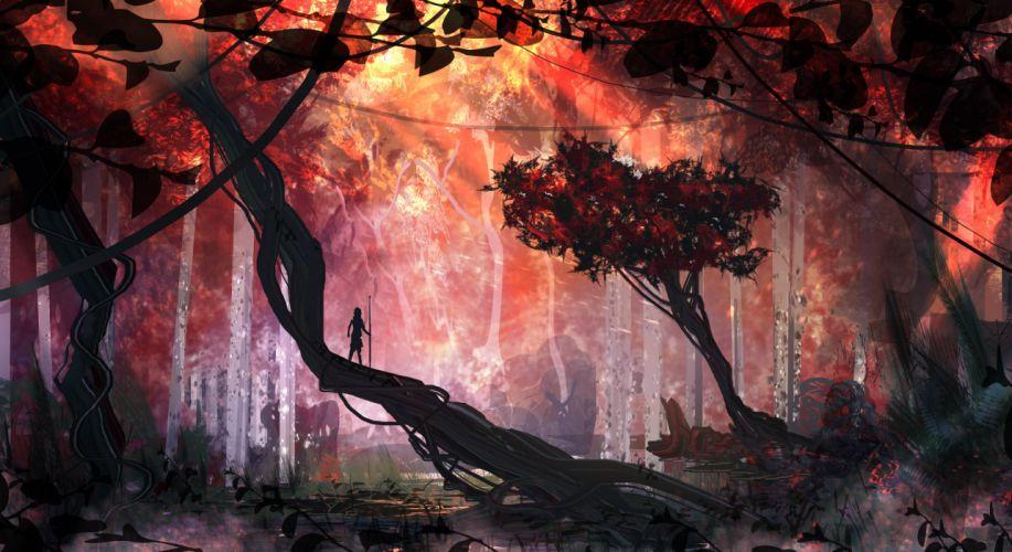 art artwork fantasy original wallpapers background (27) wallpaper