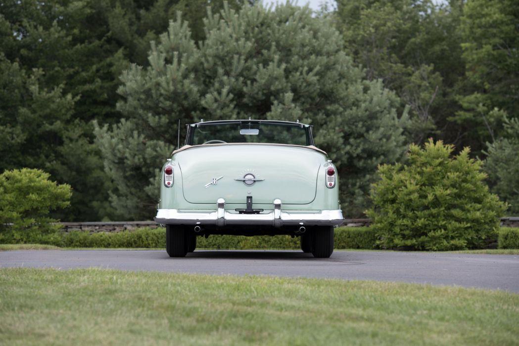 1952 Oldsmobile Super 88 Convertible cars classic wallpaper