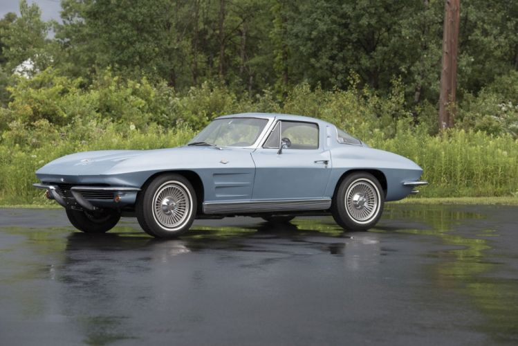 1963 Chevrolet Corvette Sting Ray L75 Sport Coupe cars wallpaper