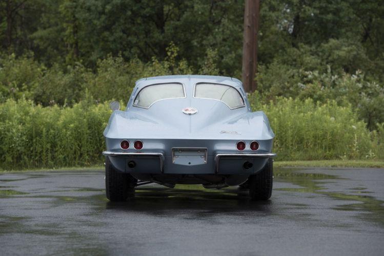 1963 Chevrolet Corvette Sting Ray L75 Sport Coupe cars wallpaper