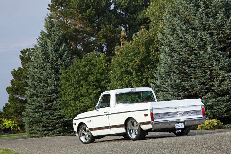 1972 chevy c10 pickup cars classic wallpaper