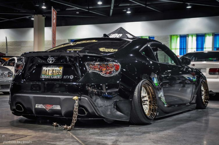 cars SHOWS tuning modified wallpaper