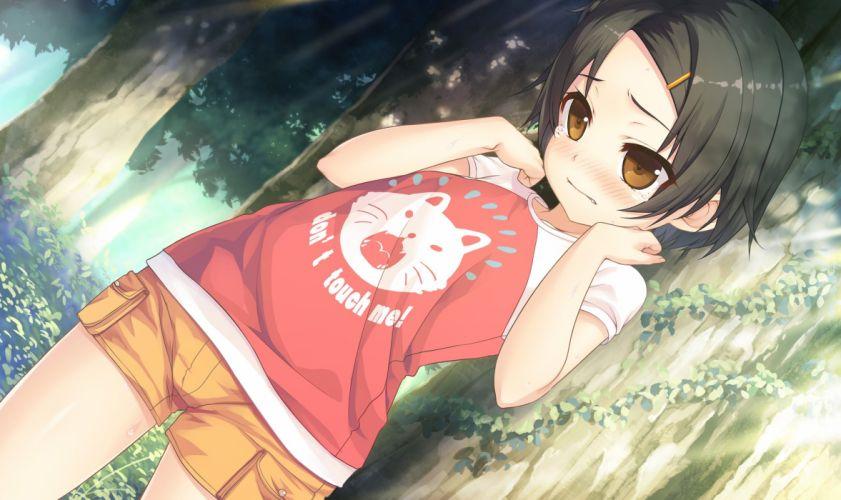 blush cura game cg loli lose maitetsu minokasa nagi tears wallpaper