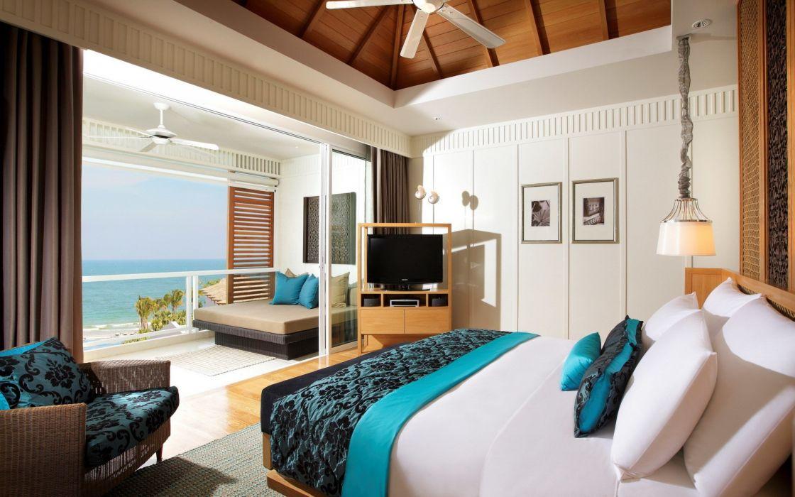interior habitacion disey wallpaper