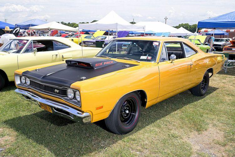 1969 dodge super bee 440 six pack cars wallpaper